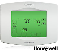 Touchpro Lutron Wireless Thermostat
